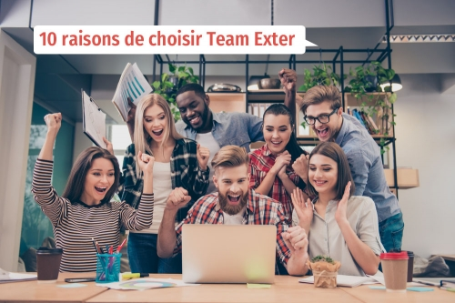 Les 10 raisons de choisir Team Exter comme expert-comptable